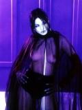 Sie beißt Dich per SMS: 11826 Kennwort: Erotik  Vampirin